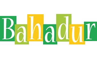 Bahadur lemonade logo