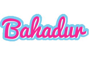 Bahadur popstar logo