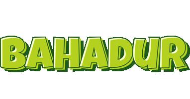 Bahadur summer logo