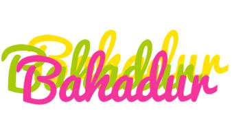 Bahadur sweets logo