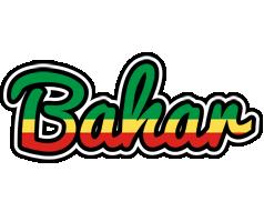 Bahar african logo
