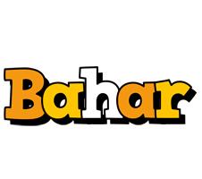 Bahar cartoon logo