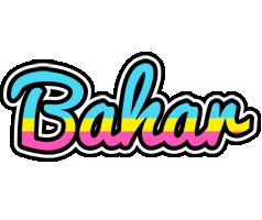 Bahar circus logo