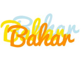 Bahar energy logo