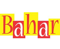 Bahar errors logo