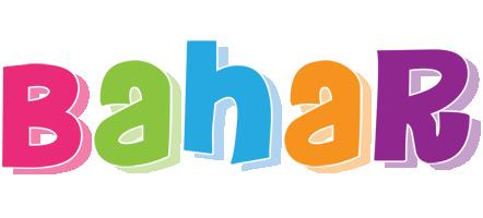 Bahar friday logo