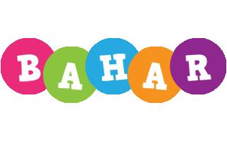 Bahar friends logo