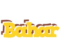 Bahar hotcup logo