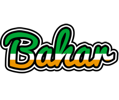 Bahar ireland logo