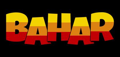 Bahar jungle logo