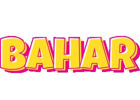 Bahar kaboom logo
