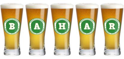 Bahar lager logo