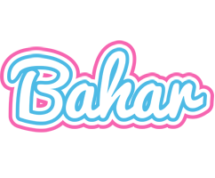 Bahar outdoors logo
