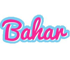 Bahar popstar logo