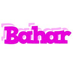 Bahar rumba logo