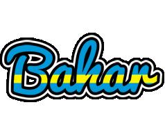 Bahar sweden logo
