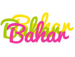 Bahar sweets logo