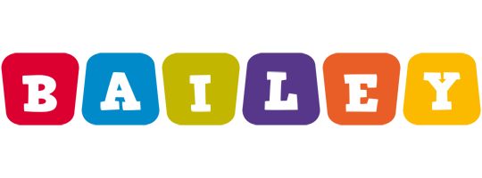 Bailey kiddo logo