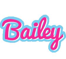 Bailey popstar logo
