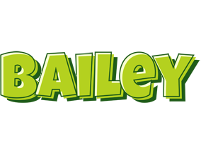 Bailey summer logo