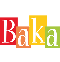 Baka colors logo