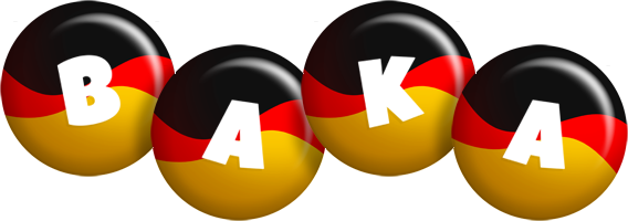 Baka german logo