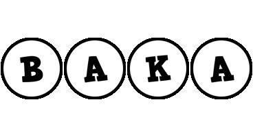 Baka handy logo