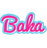 Baka popstar logo