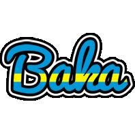 Baka sweden logo