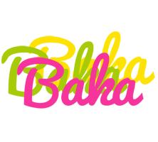 Baka sweets logo