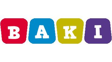 Baki daycare logo