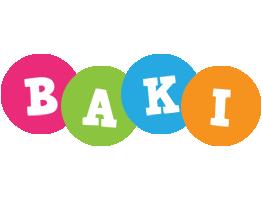 Baki friends logo