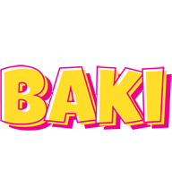 Baki kaboom logo