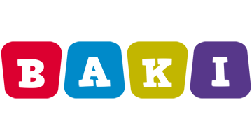 Baki kiddo logo