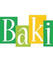 Baki lemonade logo
