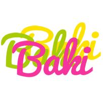 Baki sweets logo