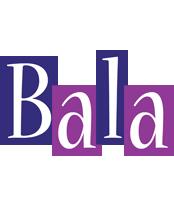 Bala autumn logo