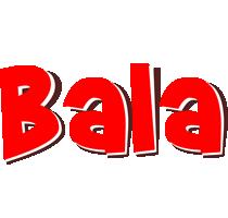 Bala basket logo