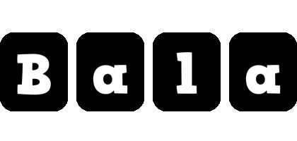 Bala box logo