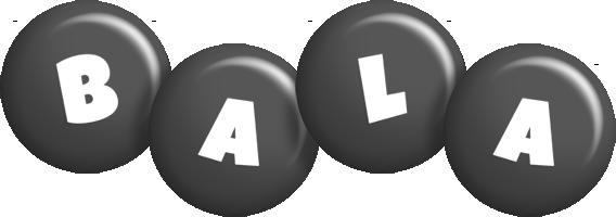 Bala candy-black logo