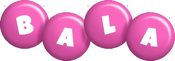 Bala candy-pink logo