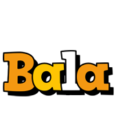 Bala cartoon logo