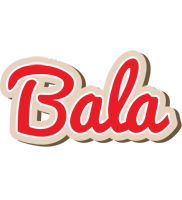 Bala chocolate logo