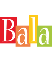 Bala colors logo