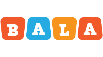 Bala comics logo