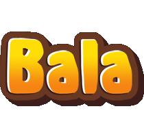 Bala cookies logo