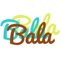 Bala cupcake logo