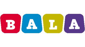Bala daycare logo