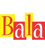 Bala errors logo