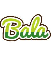 Bala golfing logo